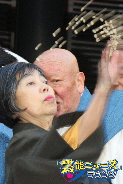 【独占】本木雅弘夫婦所有のマンション家賃滞納問題で、樹木希林を直撃