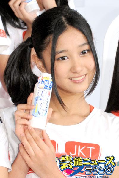 JKT48日本初CMで50回リテーク!AKB48は雲の上の存在