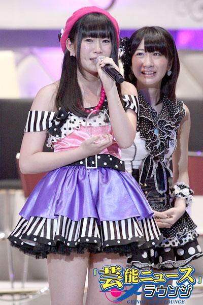 【AKB48第4回選抜総選挙・速報】52位多田愛佳「頑張ってない私ですけど1つ1つの仕事にプライド」