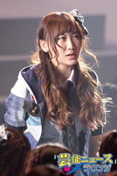 【AKB48第4回選抜総選挙・速報】55位仁藤萌乃「ランクインできないと思っていた」