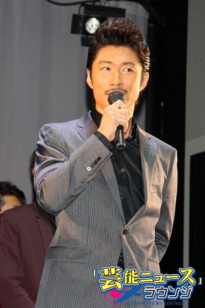 「EXILE」MAKIDAI、貞子とツーショットに苦笑い!劇団EXILEでSADAKO舞台化