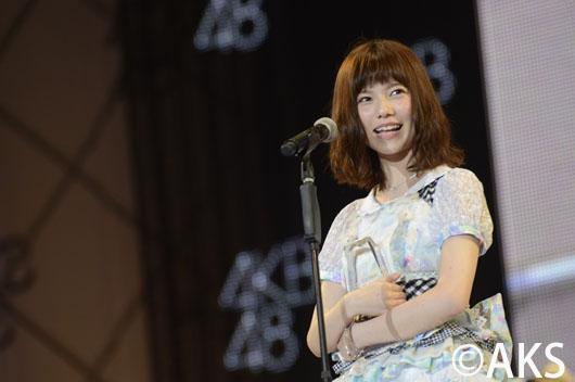 【AKB48第5回選抜総選挙・コメント全文】12位・島崎遥香 マイペースさ爆発!「去年は選抜に…」