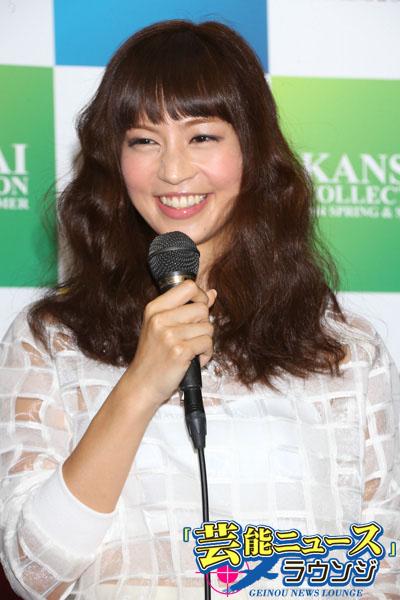 【関コレ】安田美沙子、プロポーズと入籍日を知らなかったのは私だけ!?婚姻届の保証人欄に両親の名!