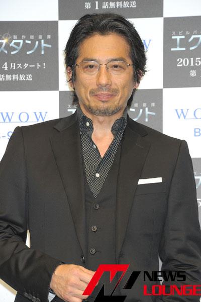 真田広之来年10年ぶり日本映画出演に意欲!スピルバーグから推薦で米ドラマ出演