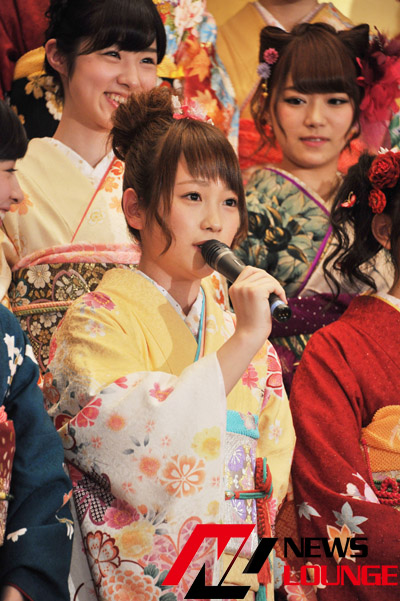 【AKB48成人式全コメント】Fカップメンバーは巨乳自慢?(その2)
