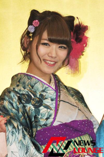 【SKE48成人式全コメント】岩永亞美、卒業は「二十歳になって最初に決めたこと」