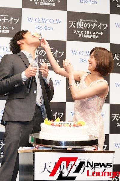 倉科カナ、女子中学生役で素足ハーフパンツで激走!小出恵介、「年代的にブルマだろっ!」