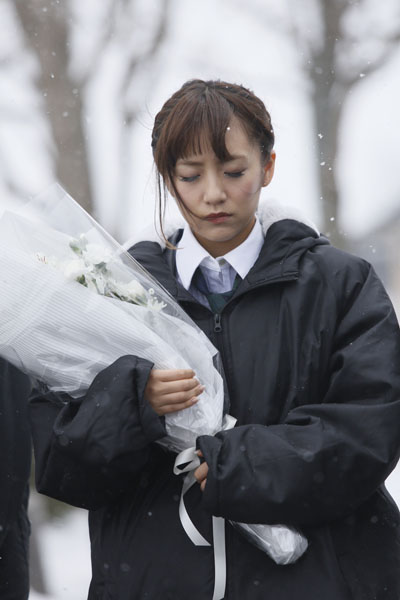 AKB48グループ東日本大震災被災地の東北3県6ヶ所を訪問…総監督・高橋みなみ「今後もずっと被災地支援活動を」