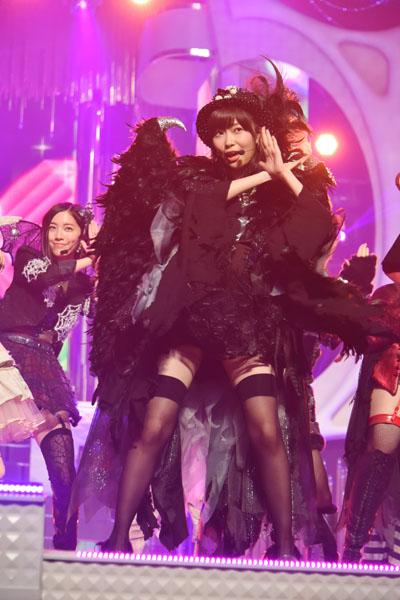 KT48指原莉乃センターのAKB48 41thシングル「ハロウィン・ナイト」初お披露目
