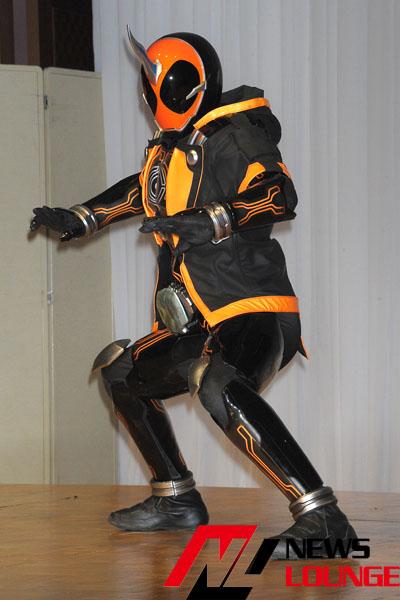 「仮面ライダーゴースト」会見でキャラクター設定など公開!主人公はゴーストハンター