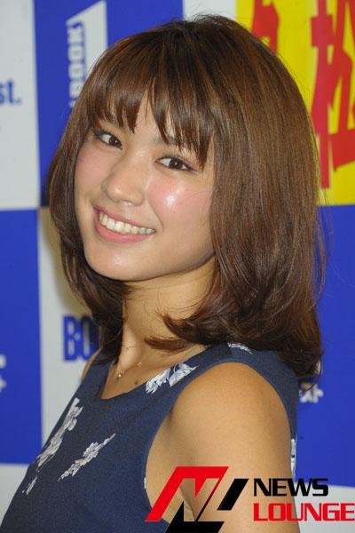 久松郁実 目標は小島瑠璃子!「追っかけて頑張りたい」