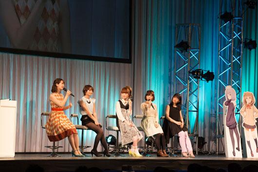 NEXT WINTER公開の「ポッピンQ」キャストは瀬戸麻沙美や井澤詩織に!読み合わせで結束高まる