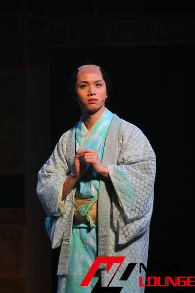 植田圭輔ミュージカル「しゃばけ」へ自信!滝川英治は「童心を参考にピュアでストレートなお芝居」