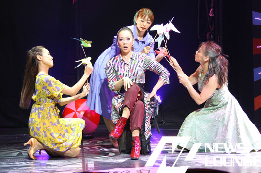 「THE CIRCUS!」公開げいこ開催で屋良朝幸らがキレキレダンスで魅了