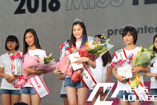 2018ミス・ティーン・ジャパンは17歳の佐藤梨紗子さん!新川優愛「透明感がすごい」