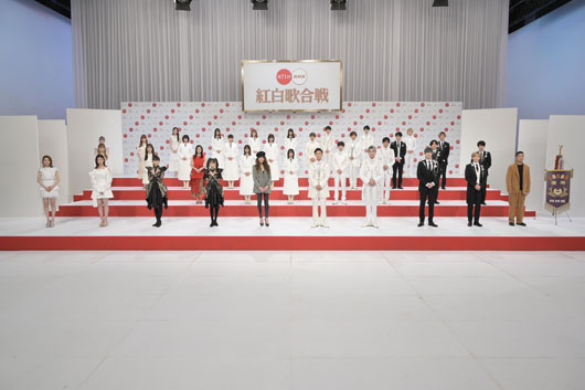 「第71回NHK紅白歌合戦」初出場者会見開催!櫻坂46、NiziU、BABYMETAL、milet、SixTONES、Snow Manら8組が登場